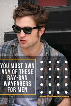 wayfarers spectacles  These Are Not Your Ordinary Sunglasses #mirrored #sunglasses ...