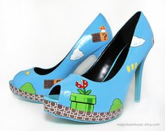 super mario shoes? That'd be a yes...