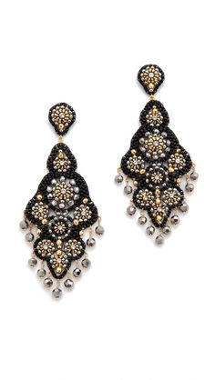 Miguel Ases Earrings #Fashion