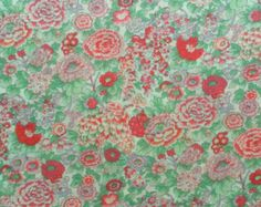 Liberty fabric Tana Lawn cotton Betsy Fat Quarter fq by MissElany