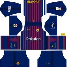 Barcelona Kit For dream league soccer Barcelona Football Kit, Barcelona Third Kit, Barcelona Fc Logo, Camisa Barcelona, Barcelona 2016, Barcelona Soccer, Camisa Liverpool, Liverpool Kit, Cr7 Vs Messi