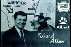 In the National Association of Program Executives named the team of Ward Allen and Albert the Alley Cat the weather show in. Romper Room, Abandoned Amusement Parks, Alley Cat, Old Trains, Milwaukee Wisconsin, My Town, Classic Tv, My Memory, Childhood Memories