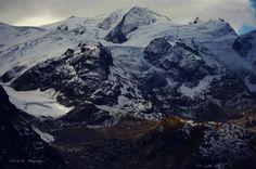 Susten Pass Swiss Alps Switzerland Unique Mountain by CestLaVieArt
