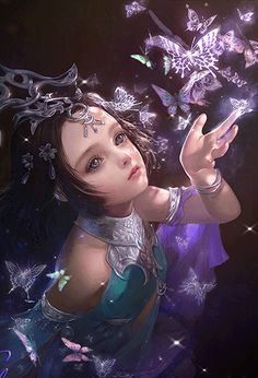 With Tenor, maker of GIF Keyboard, add popular Cross Dress animated GIFs to your conversations. Share the best GIFs now >>> Fantasy Girl, Anime Fantasy, Animiertes Gif, Image Digital, Glitter Graphics, Beautiful Fairies, Angel Art, Fairy Art, Fantasy Characters