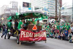 #pedalwagon #cincinnati