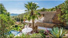 új építésű családi ház, mediterrán - Luxuslakások és házak Outdoor Furniture, Outdoor Decor, Provence, Pergola, Utca, Home Decor, Diy, Majorca, Decoration Home