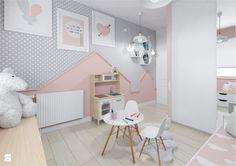 Pokój dziecka styl Nowoczesny - zdjęcie od Architektownia - Pokój dziecka - Styl Nowoczesny - Architektownia