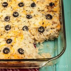 This Chicken Enchilada Casserole is one of our most popular, crowd-pleasing weeknight meals. Perfect for potlucks and parties, too. Easy, quick, delish.