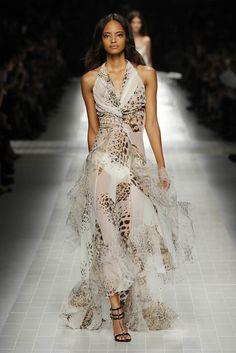 Fashion News: Blumarine Spring/Summer 2014 BACKSTAGE | Milan Fashion Week ~ Money Team Mag