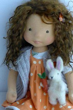 """ORIANA 20"""" doll byDearLittleDoll"""