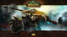 WOW Mists Of Pandaria Official Blizzard 1920x1080 HD Image Games / World of Warcraft