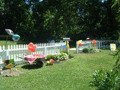 My Backyard   Stevens Graduation...