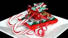 Candy Sled by SilkFantasies on Etsy