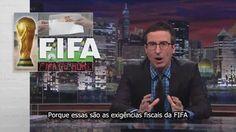 John Oliver detona a FIFA (Legendado)