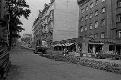Letná - 1980 Czech Republic, Prague, Environment, Street View, In This Moment, Retro, Architecture, Places, Historia