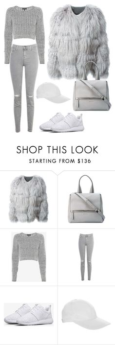 """""""Grey"""" by thehautegroup on Polyvore featuring Chloé, Givenchy, rag & bone, J Brand, NIKE, OLYMPIA Activewear, women's clothing, women's fashion, women and female"""