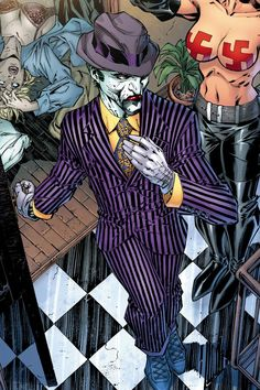 Shop Most Popular USA DC CatWomen Global Shipping Eligible Items by Clicking Image! Joker Batman, Comic Del Joker, Joker Y Harley Quinn, Joker Dc Comics, Arte Dc Comics, Joker Art, Batman Art, Joker Images, Joker Pics