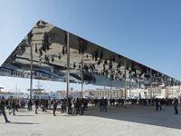 Marseille Vieux Port - Marseille's old port, France - 2013 - Foster + Partners