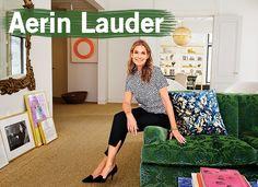 Nova linha de fragrâncias da Aerin Lauder