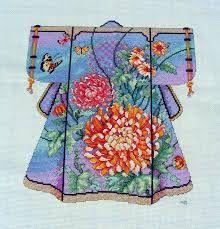 kimono cross stitch - Buscar con Google