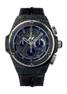 King Power F1™ Interlagos 48mm Chronograph watch from Hublot