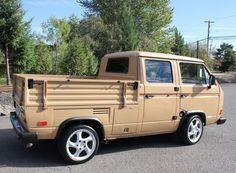 1985 Volkswagen Transporter DoKa