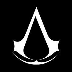 Camiseta Assassin's Creed. Símbolo
