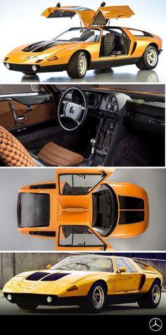 Rückblick: Wie Mercedes-Benz mit den C111-Prototypen die Zukunft formte