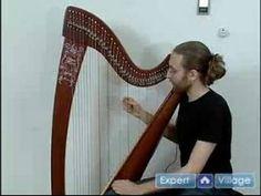 How to Play the Harp : Basic Harp Mechanics for Beginners