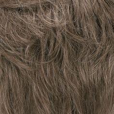 - Light Ash Brown w/ Gray Cheap Human Hair Wigs, Short Hair Wigs, Long Wigs, Short Grey Hair, Short Hair Cuts For Women, Medium Hair Styles, Curly Hair Styles, Face Framing Bangs, How To Cut Bangs