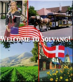 One of my favorite places to escape to for a day or two. just north of LA, in the wine country area of Santa Ynez Valley. Solvang California, Places In California, California Dreamin', Pacific Coast, West Coast, Santa Ynez Valley, Highway 1, Santa Barbara County, Golden State