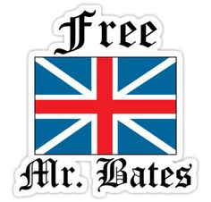 Free Mr. Bates