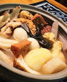 Tasty * Kansai-Style Oden*