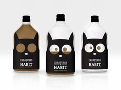 Creatures of Habit (Student Project) on Packaging of the World - Creative…