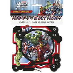 Marvel's Avengers Jointed Birthday Banner | 30333890 | $4.99