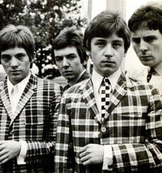 * Small Faces * 1965.  (Steve Marriott; Ronnie Lane; Kenney Jones; Jimmy Winston). Origin: from England.