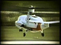XH-59A Helicopter (ABC) Advancing Blade Concept