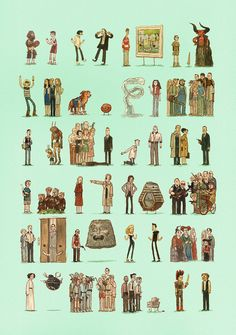 The Great Showdown limited print by Scott Campbell