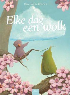 Elke dag een wolk, Marc van de Griendt (uitg. Clavis) Album, Artsy Fartsy, Tinkerbell, Winnie The Pooh, Disney Characters, Fictional Characters, Disney Princess, Painting, School