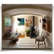 Live, Life, Love and Laughter: shepherd's hut hideaway Little House, Interior, Home, Cabins And Cottages, House Interior, Shepherds Hut, Small Space Living, Little Houses, Small Living
