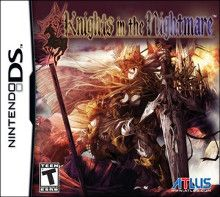 AN UNFORGETTABLE GAMING EXPERIENCE FOR NINTENDO DS! Certain to be one of the most innovative titles of 2009, Knights in the Nightmare is wholly unique. Not easily placed in any one genre, the game requires players to throw out everything they know about roleplaying and strategy games and embrace something altogether new and fresh. Frantic, energetic action mixes with thoughtprovoking tactical gameplay, all within a beautifully-rendered fantasy setting and presented through a captivating, ...