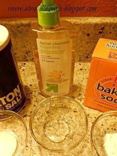 A Traveling Wife: Diy Blackhead Removing Mask ~ Only 3 Ingredients | DIYATOR