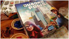 kurzes Spiel-Review zu Quadropolis
