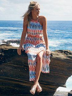 Sunset Maxi Dress Product Image