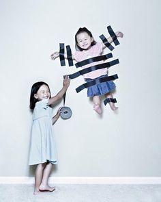 Cutest creative kids pic ever!