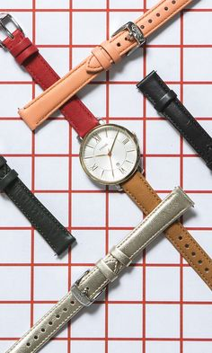 Colorful watches, timed to her style? We've got 'em! You can go ahead and (criss)cross them off your list.