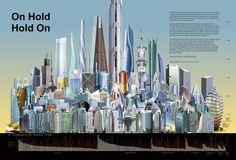 세계의 고층 빌딩들
