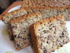 Chocolate Walnut Cake