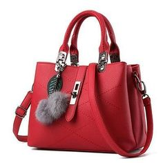 DIZHIGE Brand Fashion Fur Women Bag