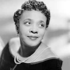 Mom's Mabley-comedian~ Her grandmother had been a slave! She was bold and brave!